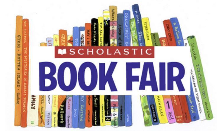 THE BOOK FAIR IS COMING! Monday, November 2nd - Tuesday, November 15th