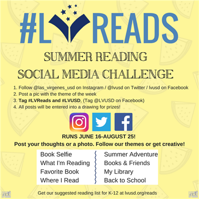 #LVReads is back!