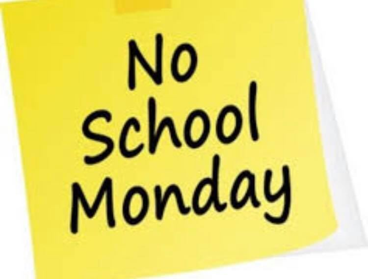 NO SCHOOL on Monday, January 28th for Staff Development Day