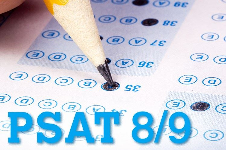 PSAT8/9 for 8th Graders: October 30th