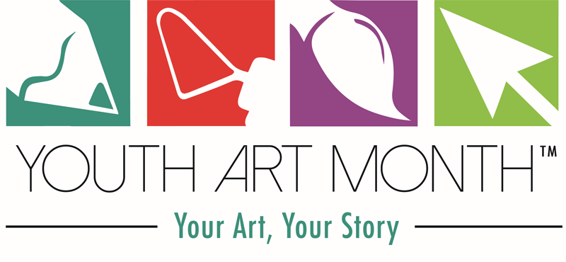 AE Wright Students' Art On Display during Youth Art Month: January 29 - February 9!