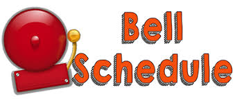 "Middle School Virtual Learning ""Bell"" Schedule"