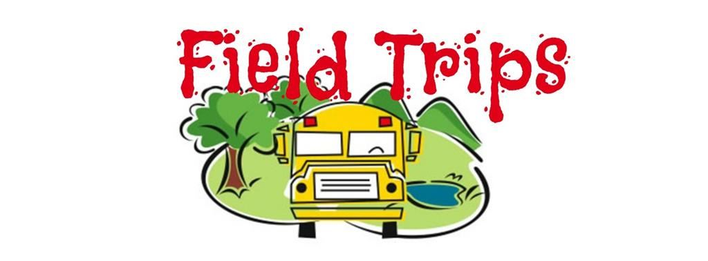End of the Year Trips: 6th/7th Grade on Monday, June 10th - 8th Grade on Tuesday, June 11th