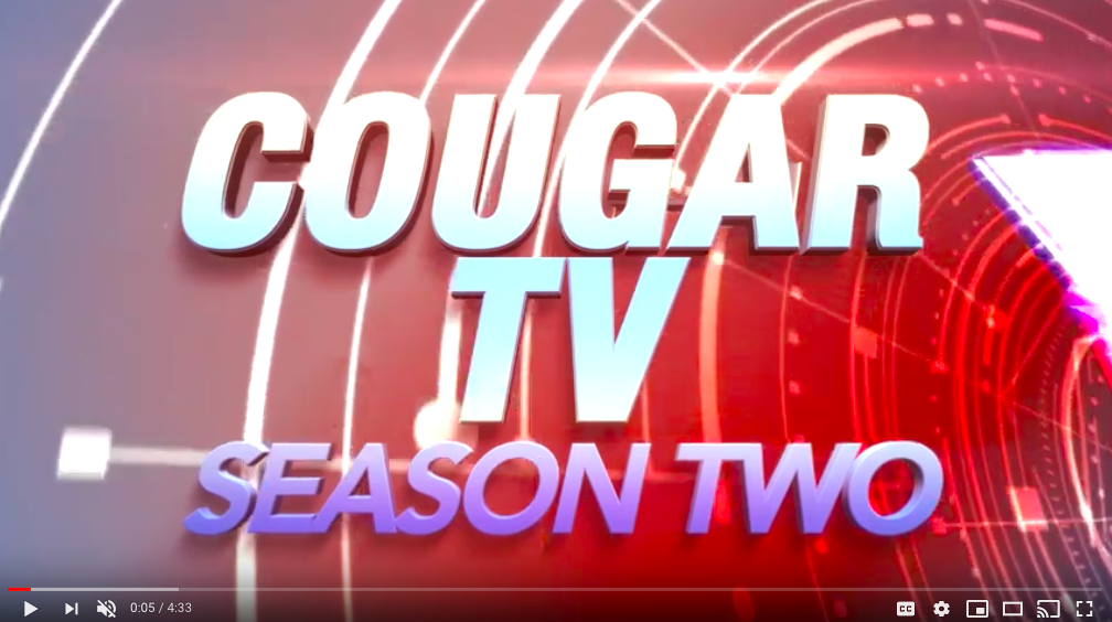 Cougar TV Episode 1