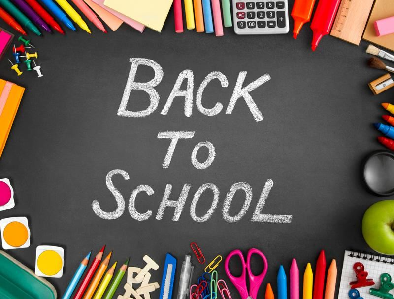 FIRST DAY OF SCHOOL - WEDNESDAY, AUGUST 21st