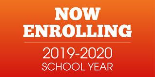 LCMS Enrollment Information -  2019-2020 School Year