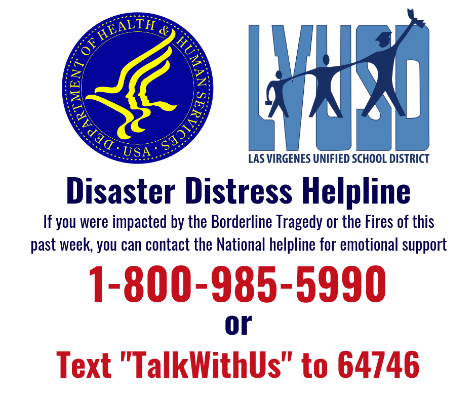 THE NATIONAL DISASTER DISTRESS HELPLINE
