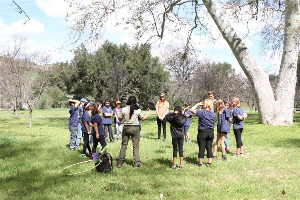 5th Grade Outdoor Education