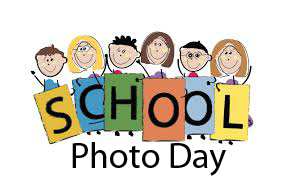 School Picture Day - Friday, September 20th