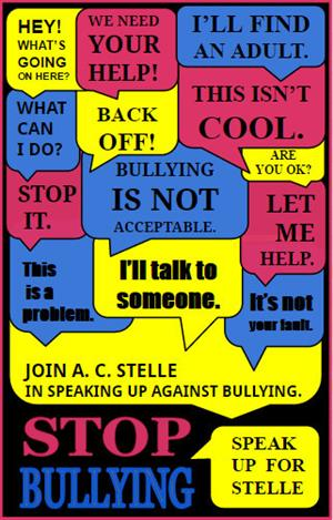 what can we do to stop bullying