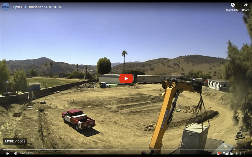 Construction video now available!