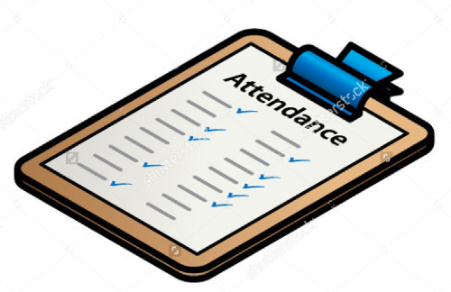 New Attendance Protocol!
