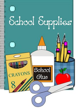 2019-2020 Classroom Supply Lists