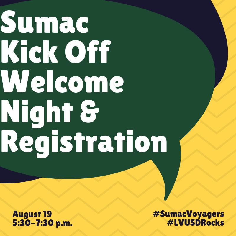 Kick Off Welcome Night/Registration