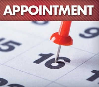 White Oak Front Office Appointments