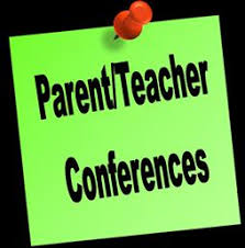 Parent/Teacher Conferences - Rescheduled: Dec 10th - 14th.