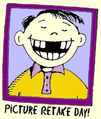 Make-Up Picture Day Wed, Oct 25th.     Did your child miss Picture Day?   Are you unhappy with your child's photos?