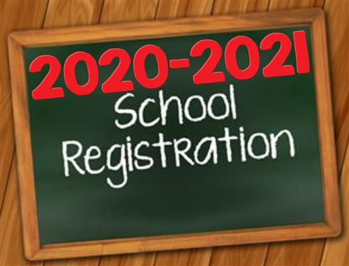Aeries Registration for the 2020-21 School Year is Now Open!