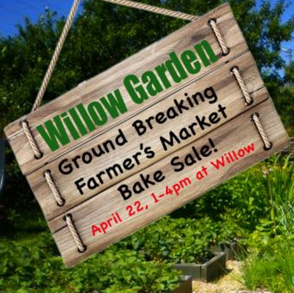 Willow Garden and Green Team