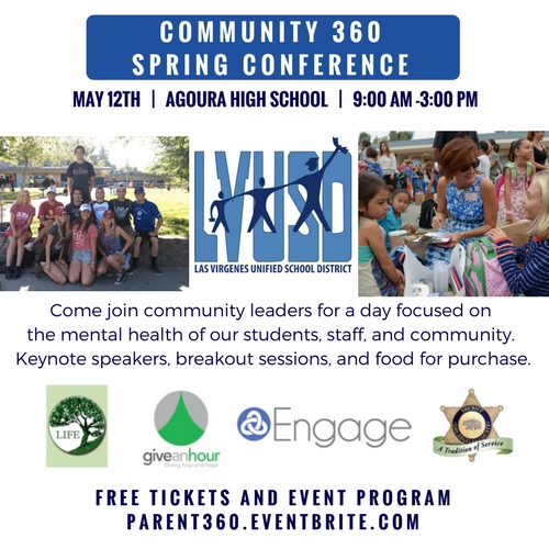 Community 360 Spring Conference
