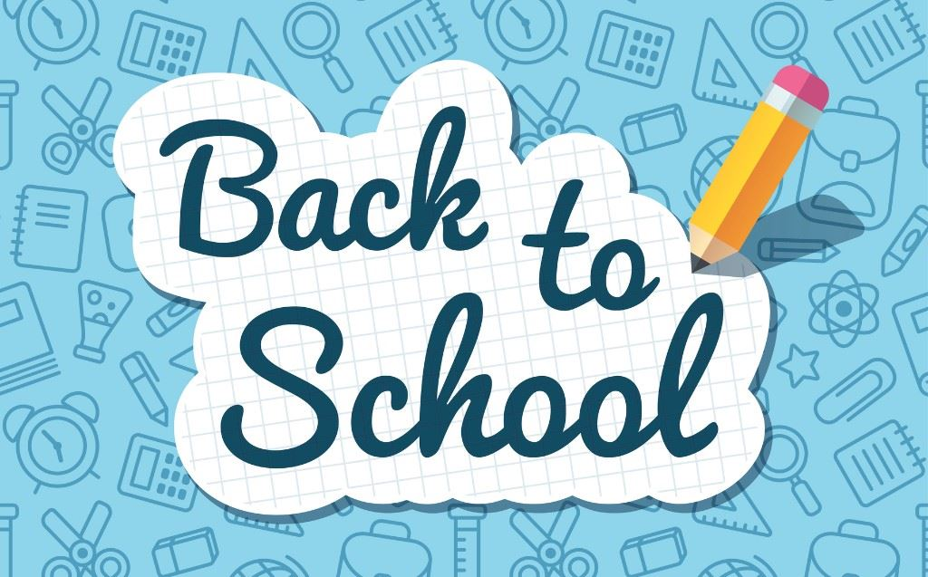 TK/K Back to School Information
