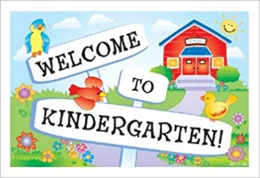 TK and Kindergarten Welcome Information 2019-20