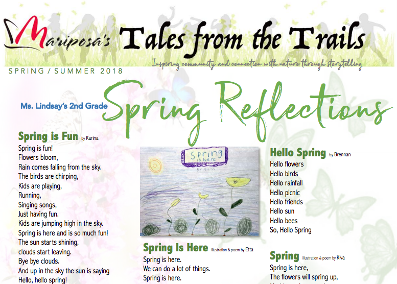 The Spring/Summer Edition of Tales from the Trails Is Here!