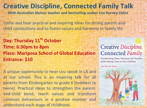 Parent Education Talks