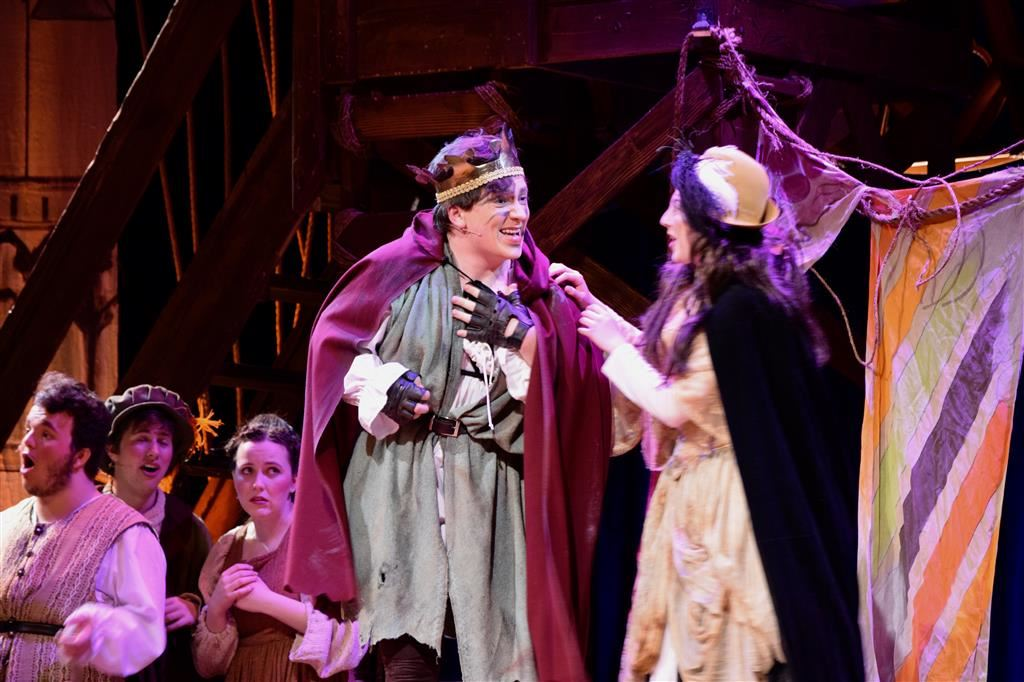 Hunchback of Notre Dame at CHS This Week