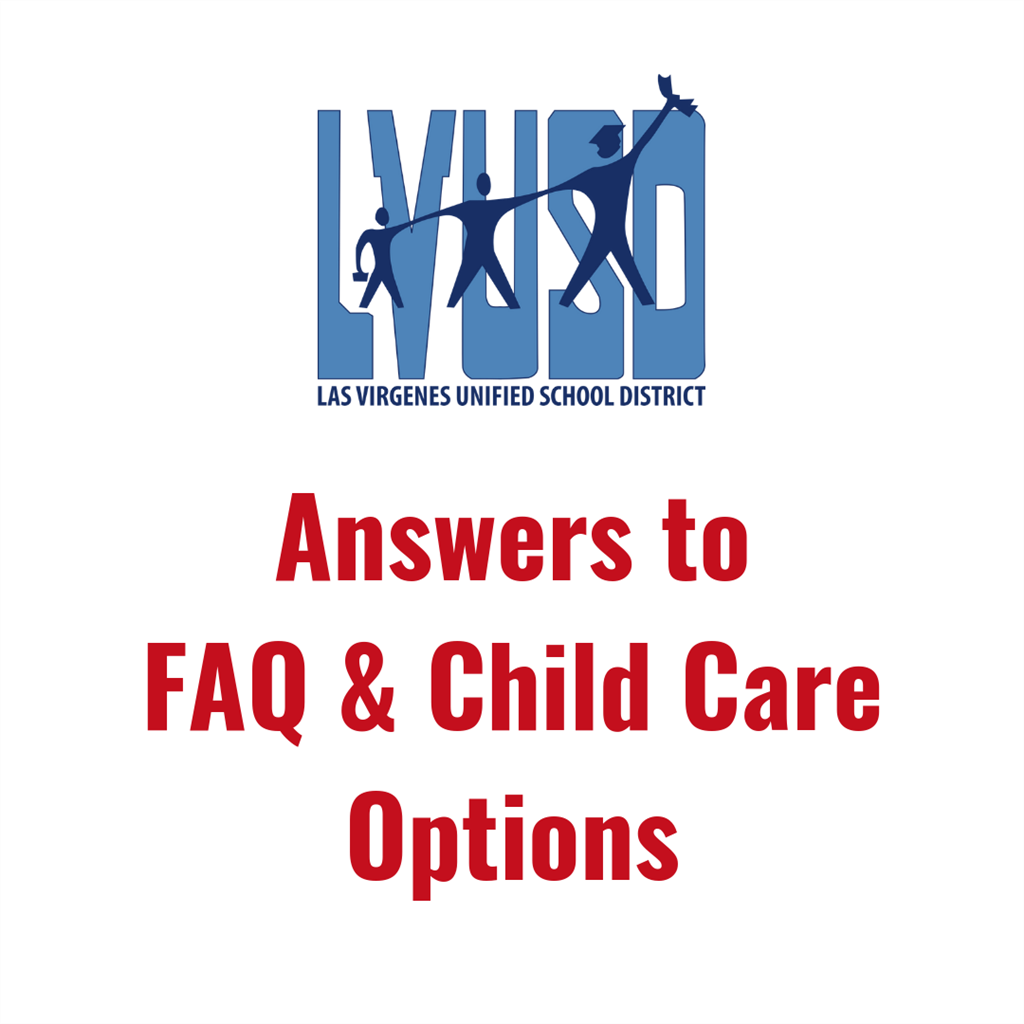 An Update from Dr. Stepenosky, FAQs, and Child Care Options for Families