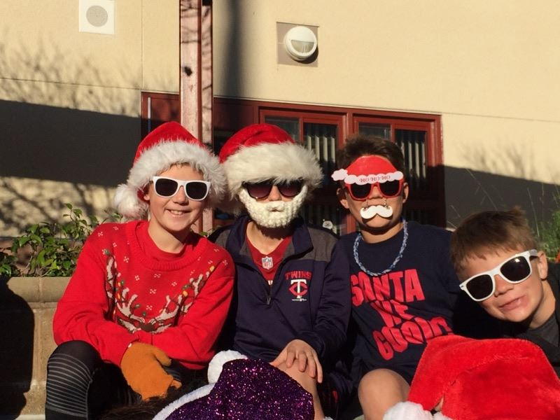 Scenes from LVUSD Winter Celebrations