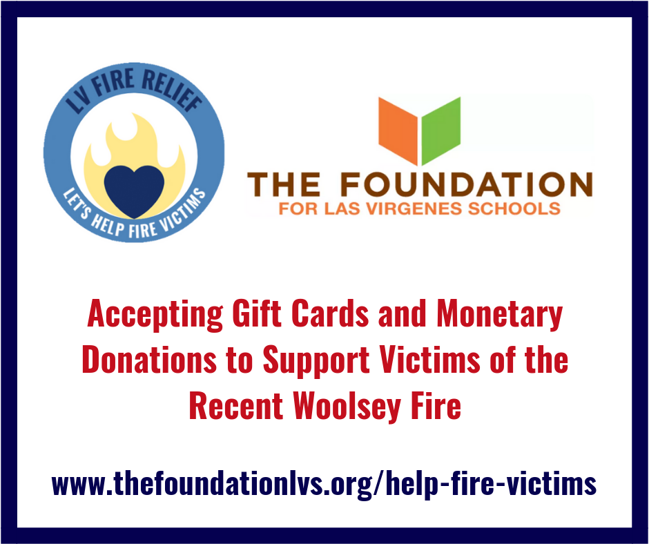 Help our community fire victims