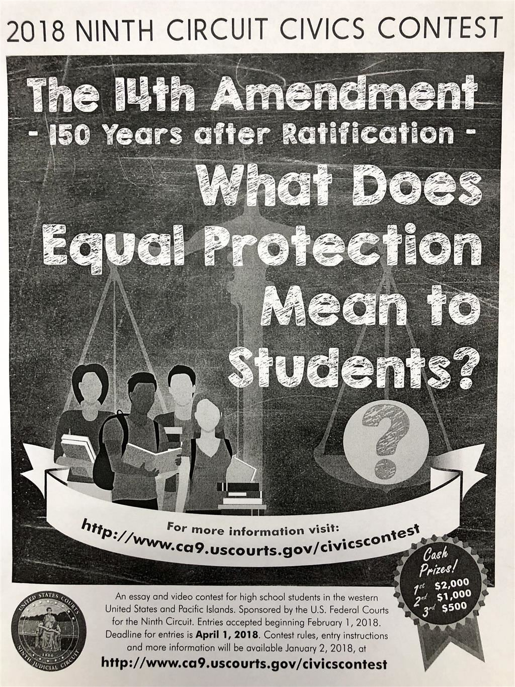 Have an opinion on the Equal Protection Clause & Public Education?