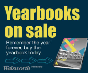 Yearbook Sales Going On Now - click here for more info.
