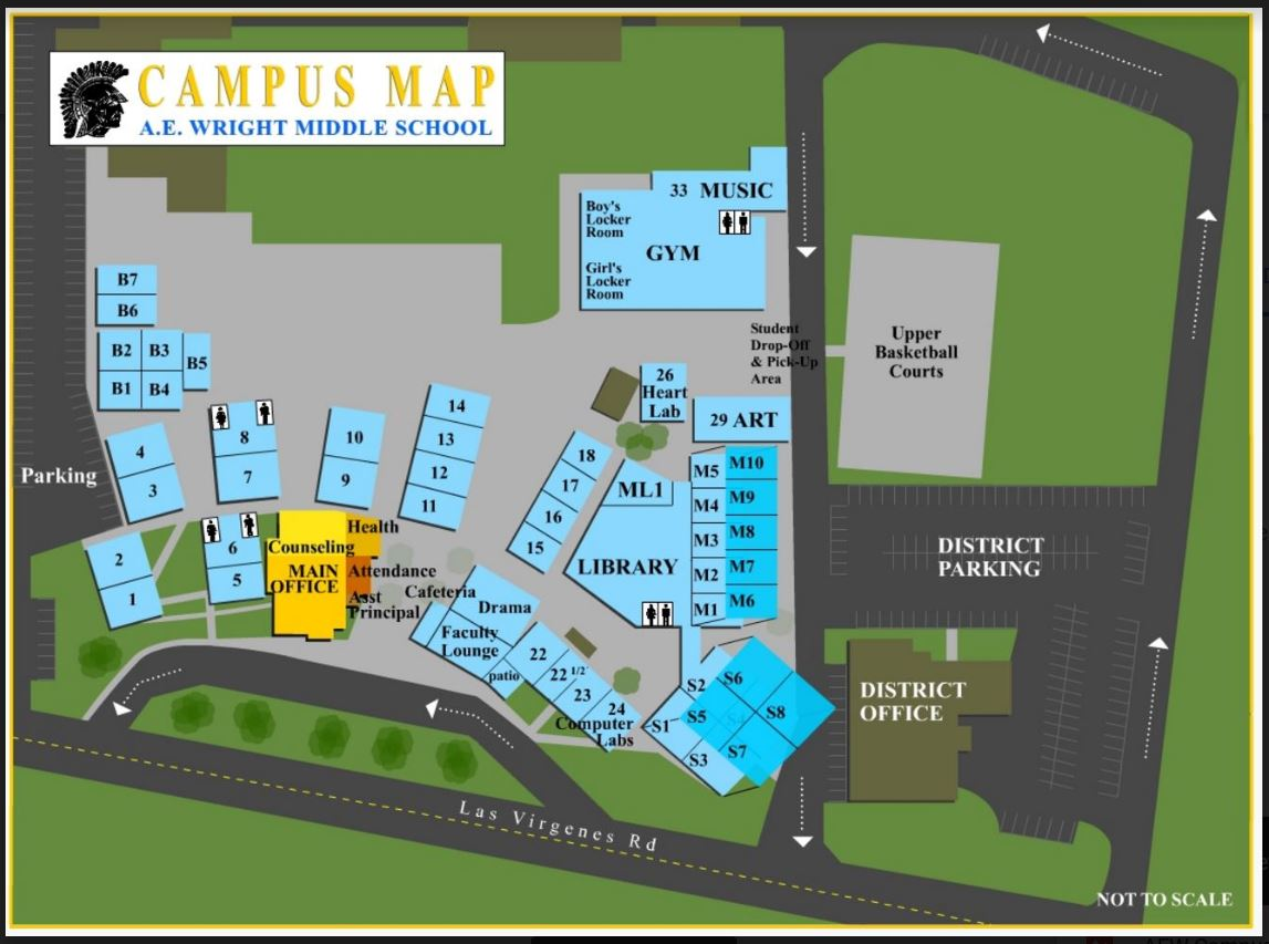 Campus Map / Home