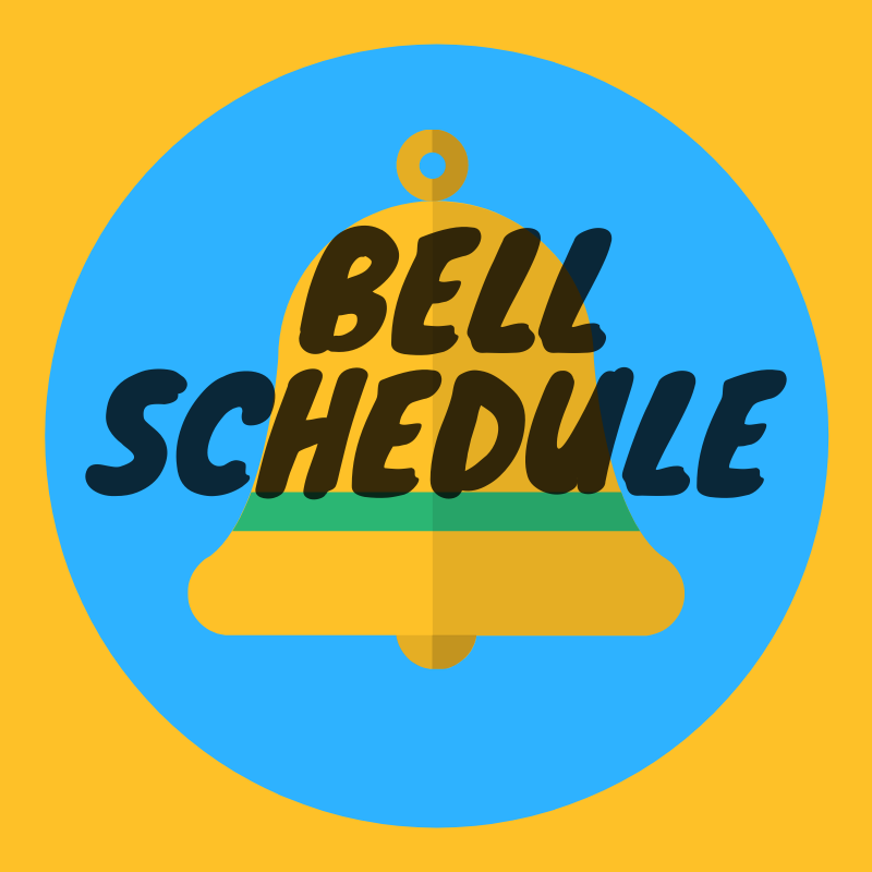 Bell Schedule For ON CAMPUS and VIRTUAL ACADEMY