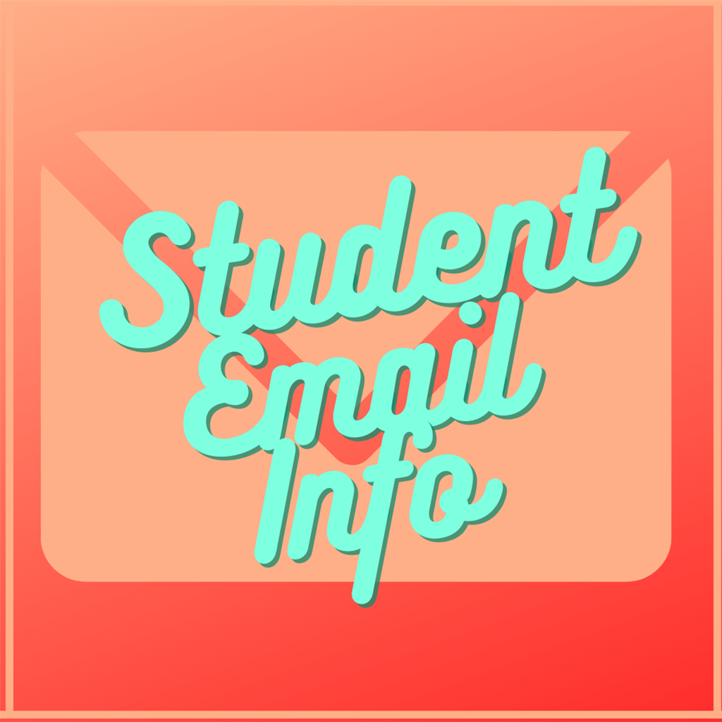 Student Email Information