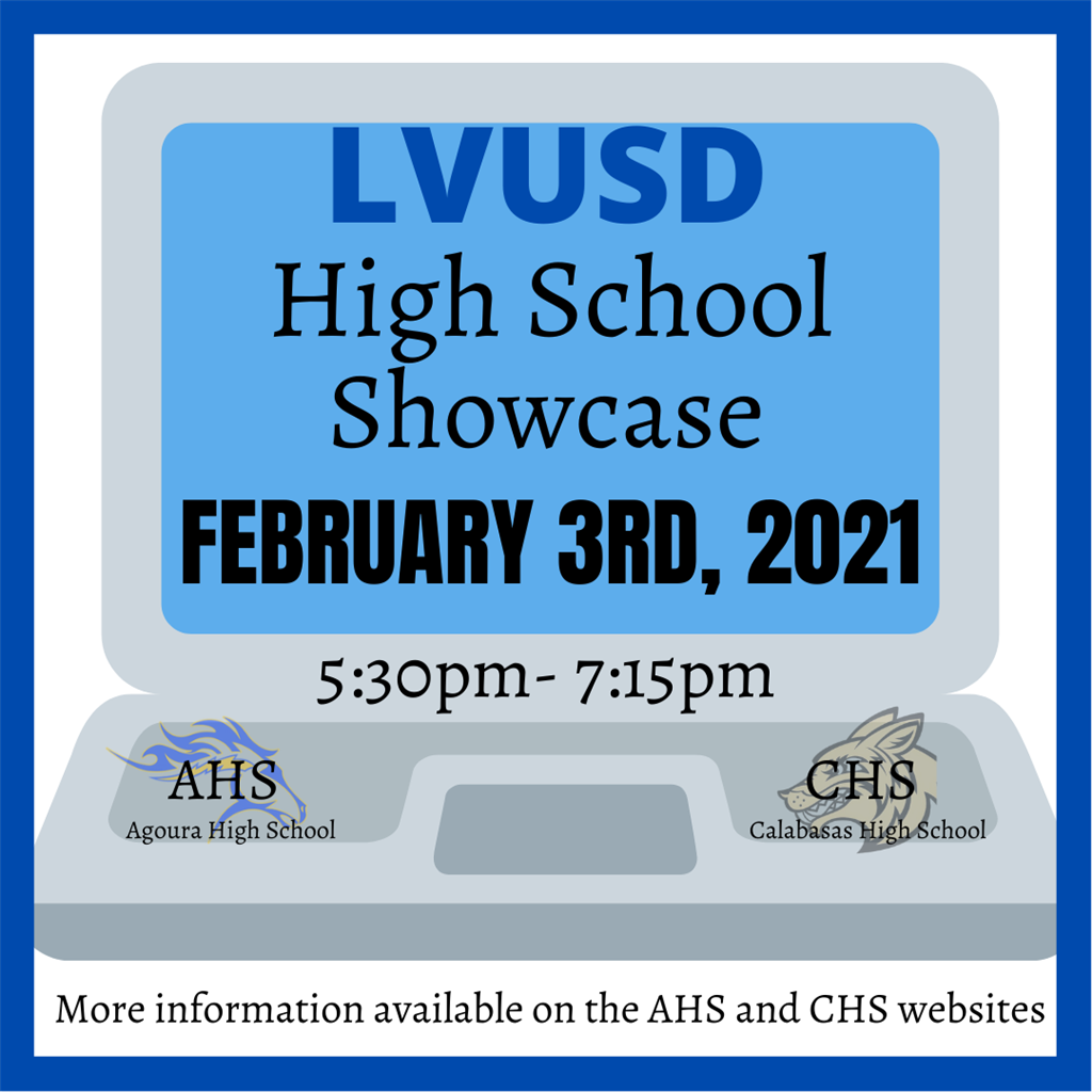 LVUSD High School Showcase
