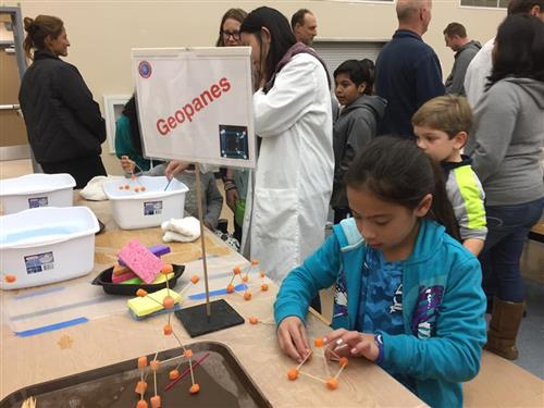 Sumac Science Night